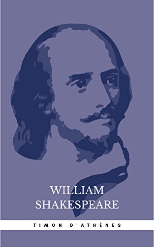 Couverture du livre Timon d'athènes.