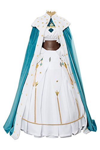 d Order Cosmos in The lostbelt Anastasia Outfit Cosplay Kostüm Damen L ()