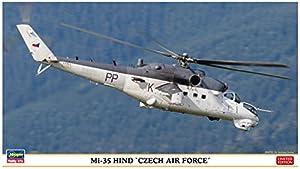 Hasegawa HA2247 1:72 Mi-35 Hind - Modelo de Fuerza aérea Checa