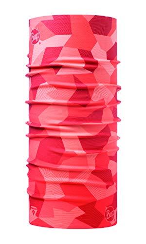(Buff ThermoNet Schlauchschal, Block Camo Flamingo Pink, One Size)