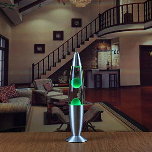 Lilideni AC230V 25W Glühlampen-Wolfram-Schreibtischlampe Quallen Atmosphäre Licht E14 Sockel Halter für Schlafzimmer Wohnzimmer Cafe Shop Restaurant Geschenk Party Dekoration Deco -