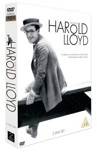 The Art Of Harold Lloyd