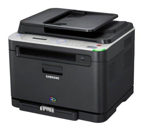 Samsung CLX 3185FW Farblaser-Multifunktionsgerät (Scanner, Kopierer, Drucker, Fax, WLAN)