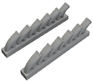 Eduard EDB648414 - Kit de grilletes de Escape Typhoon MK.Ib de latón 1:48, Varios.