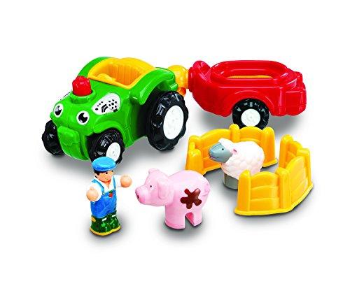 WOW Toys - Bumpety-Bump Bernie, coche de juguete (10318)