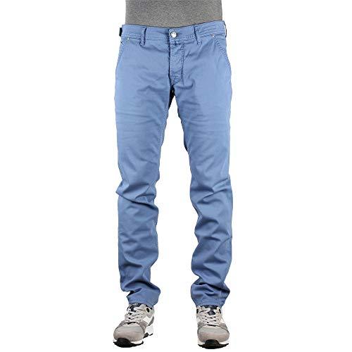 Jacob Cohen Jeans Uomo J613 Comf 00028V Blu Graffite - 34