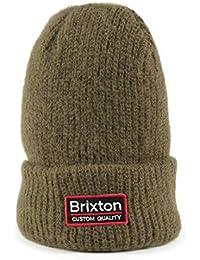 f57947fc Amazon.co.uk: Brixton - Skullies & Beanies / Hats & Caps: Clothing