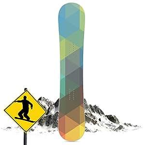 cooleartikel snowboard folie board wrap mit motiv. Black Bedroom Furniture Sets. Home Design Ideas