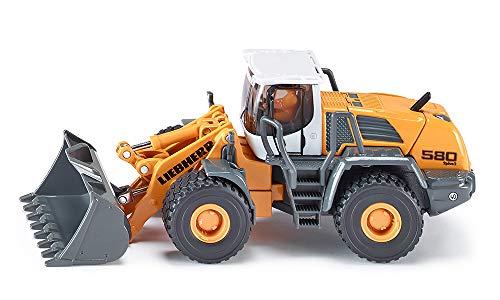 L580 2plus2 Radlader, 1:50, Metall/Kunststoff, Gelb, Bewegliche Funktionen ()
