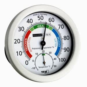 Precision Residential Hygrometer Klimachecker
