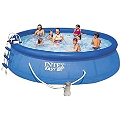 Piscina autoportante intex easy set 56409