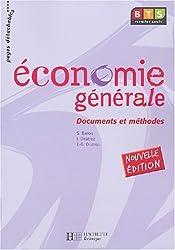 Economie générale BTS 1 : Docs et méthodes de Baron (2004) Broché