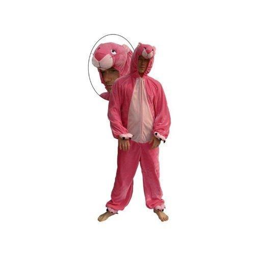 Faram Kostüm Pinkfarbener Panter Gr. M = 48 - 52