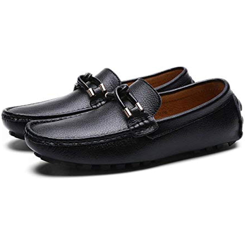 Oudan Chaussures de au Mocassins pour Hommes, Hommes au de Volant Penny Loafers Mocassins décontractés Semelle en Caoutchouc... - B07KG9ZQTR - 4dd95f