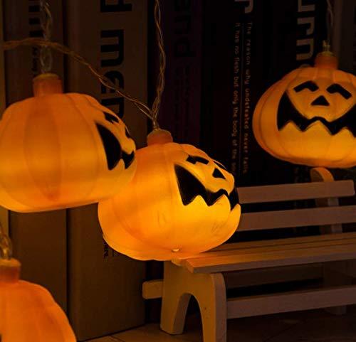 Explosion Modelle LED Lichter Licht blinkende Lichter Halloween Kürbis Weihnachten Tag Schlafzimmer Wohnzimmer Dekoration USB kleine Lichter 10m