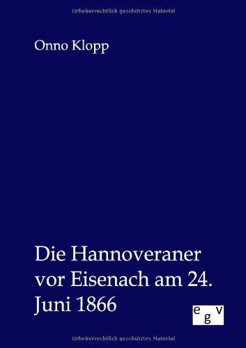 Die Hannoveraner vor Eisenach am 24. Juni 1866 by Onno Klopp (2012-07-13)