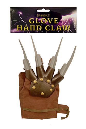 (Sofias Closet Fancy Kleid Claw Hand Freddy Krueger Wolverine Spikes Halloween Nightmare)