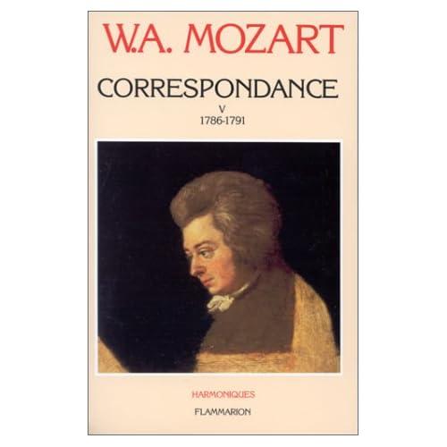 Correspondance, tome 5 : 1786-1791