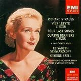 Songtexte von Richard Strauss; Elisabeth Schwarzkopf - Vier letzte Lieder
