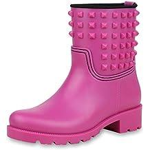 premium selection bbf84 3f544 Suchergebnis auf Amazon.de für: gummistiefel pink damen - 37