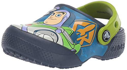 Crocsfl Buzz Woody K Clogs, Blau (Navy 410b), 25/26 EU ()