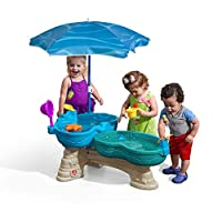 STEP2 SPILL & SPLASH SEAWAY WATER TABLE 864500 Water Table