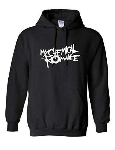 Inspired My Chemi-Cal Romantic Printed Hooded Top Music Band Rock Punk Hoodie