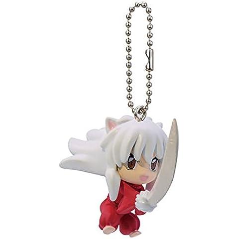 Inuyasha Pvc Figure Swing Keychain~Inuyasha by BadAi