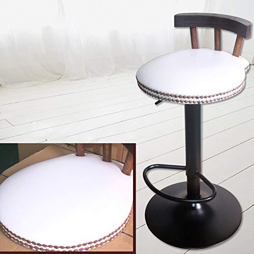 xinrongqu Amerikanischen Retro Carbonized Bar Stuhl Massivholz Esszimmer Barhocker Heben Lässig Kaffee Hohe Hocker Großhandel E - Großhandel Esszimmer Stühle