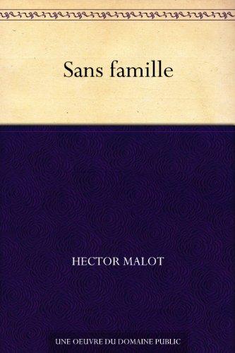 Couverture du livre Sans famille