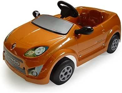 New Kids Orange Renault Twingo Pedal Ride On Gift Car ...