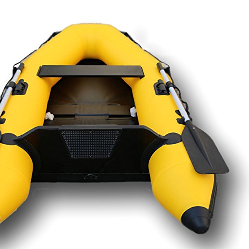 Aquaparx Schlauchboot RIB-330 im Test