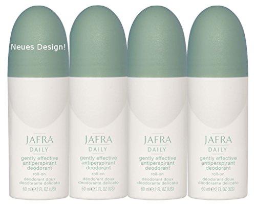 Anti Perspirant Deo-creme (Jafra Deo Roller Antiperspirant - 4er SET)