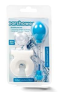 Earshower Ohrenreiniger zur Ohrenschmalz Entfernung (blau)