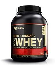 Optimum Nutrition Whey Gold Standard Protein, Vanilla Ice Cream, 2,3kg