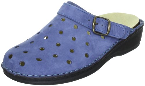 Hans Herrmann Collection 022767C-40, Sabot donna Blu (Blau (Jeans))