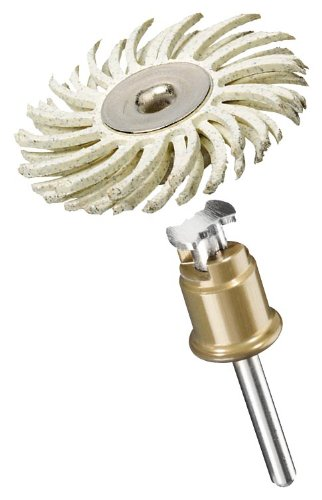 Dremel Detail Abrasive Brush Medium 120 Grit
