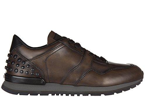 tods-zapatos-zapatillas-de-deporte-hombres-en-piel-nuevo-allacciate-dots-spoiler-marron-eu-40-xxm0xh