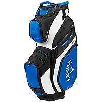 Callaway 17 ORG 14 Cart Bag 2020, Adultos Unisex, Azul Royal/Negro/Blanco, Talla Única