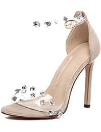 Zapatos Amazon 8wqxbzd8 Mujer Es India Para Última Sandalias Semana qzUpSMV