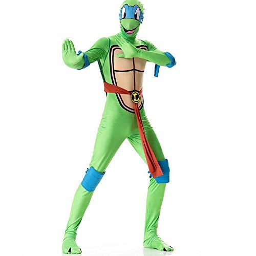 Fanstyle Teenage Mutant Ninja Schildkröte Onesies Cosplay Kostüm Film Leistung ()