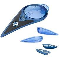 Dye Loader Rotor Color - Kit para cargador de paintball, color azul