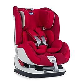 Chicco 04079828700000 Seat Up 012 Seggiolino Auto per Bambini Gruppo 0+/1/2, Rosso
