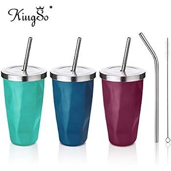 Acier Kingso À Café En InoxydableRéutilisable Sans Tasses Y7byg6f