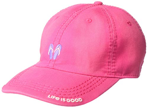 Sunwashed Chill Cap Baseball Hat, Fiesta Pink, OS ()