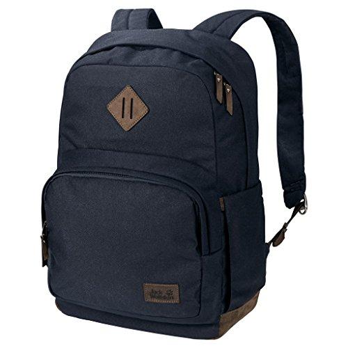 Jack Wolfskin Croxley Outdoor Daypack Rucksack Tagesrucksack, Night Blue, One Size Preisvergleich
