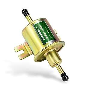 12 V Ultra Pompe à carburant électrique D'ADMISSION D'Air DE RESERVOIR D'essence en métal solide