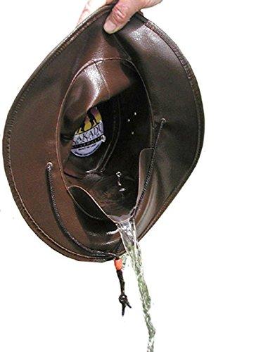 Kakadu Traders Australia - Chapeau western - Homme Noir
