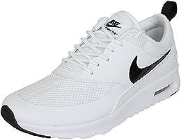 nike damen sneaker air max thea weiß/schwarz 37