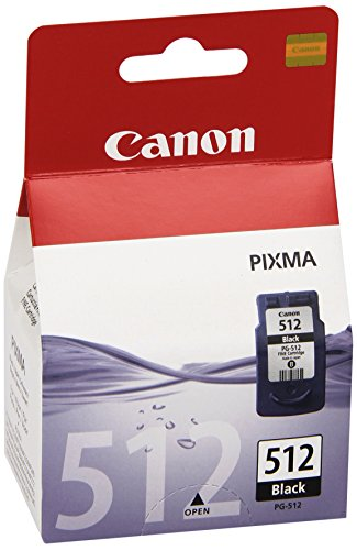Canon PG-512 Pixma MP260 Inkjet / getto d'inchiostro Cartuccia originale